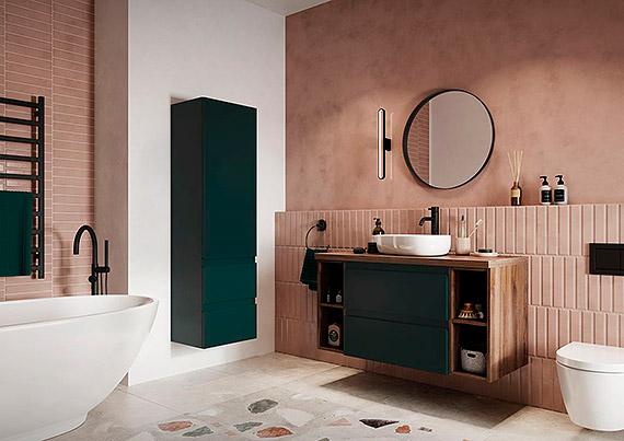 Remont łazienki w duchu less waste, czyli jak odmienić wnętrze w zgodzie z naturą