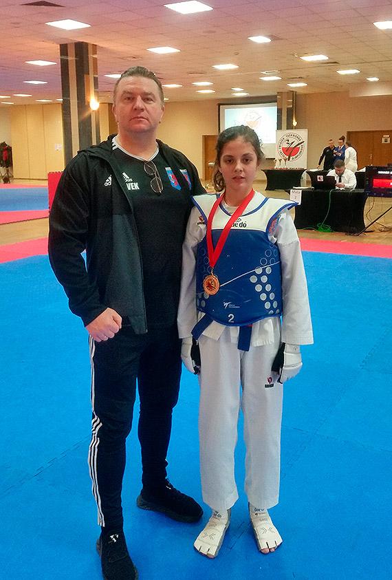 ULKSW Pomorze Świnoujście wzięło udział w Pucharze Polski Kadetów w taekwondo olimpijskim