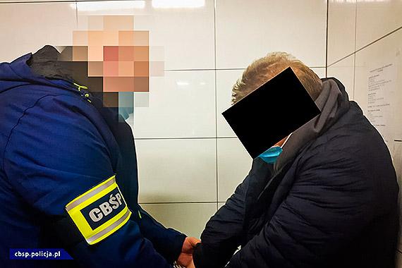 """Kolejni poszukiwani zatrzymani dzięki """"łowcom cieni"""" CBŚP"""