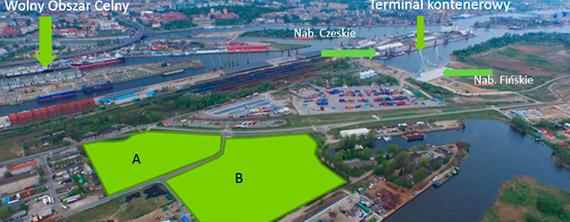 Zachodniopomorskie Centrum Logistyczne czeka na inwestora