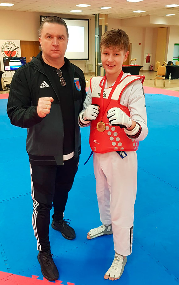 II edycja Pucharu Polski Kadetów w taekwondo olimpijskim w Warszawie