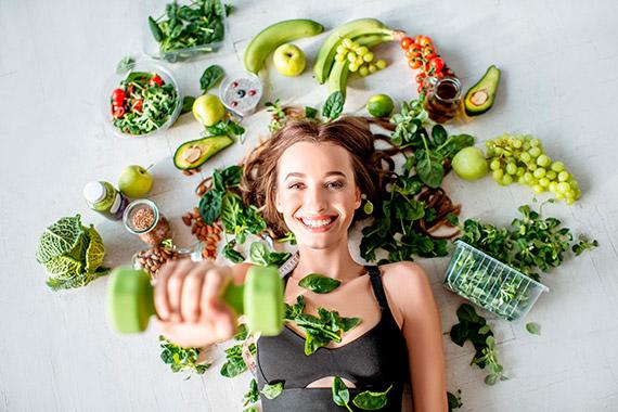 5 roślinnych kategorii produktów, które powinny znaleźć się w Twoim jadłospisie na wiosnę – rekomenduje dr Hanna Stolińska, dietetyk kliniczny