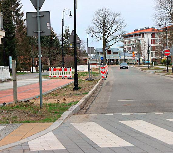 Radny Góreczny się niecierpliwi i pyta kiedy zakończy się remont ulicy Trentowskiego