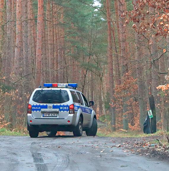 Spacer po lesie w Lany Poniedziałek mógł się skończyć tragicznie. Mężczyzna trafił do szpitala!
