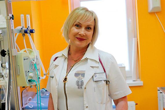Pracą Oddziałów Pediatrii i Neonatologii pokieruje lek. spec. Dorota Subicka