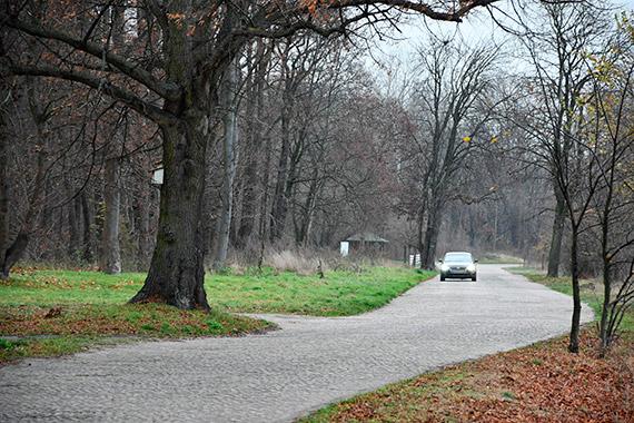 Ulica Jachtowa. Eurovia wybuduje drogę dla rowerów i chodnik