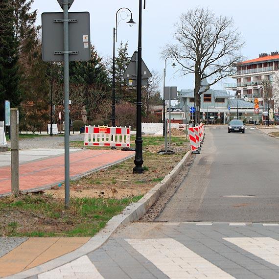 Mieszkaniec: Prace przy ulicy Trentowskiego idą w żółwim tempie. Czy zdążymy na przyjazd turystów?