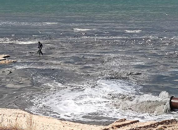 Ruszyły prace poszerzania plaży w Międzyzdrojach. Zobacz film!