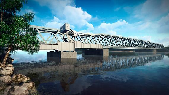 Wielka inwestycja coraz bliżej! Jest zgoda Wojewody na przebudowę mostu na Regalicy