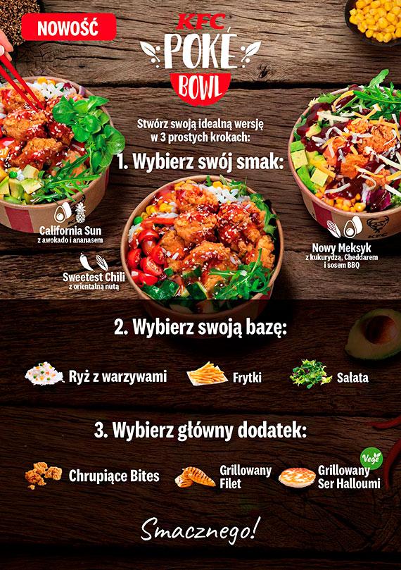 Kulinarna podróż dookoła świata w KFC