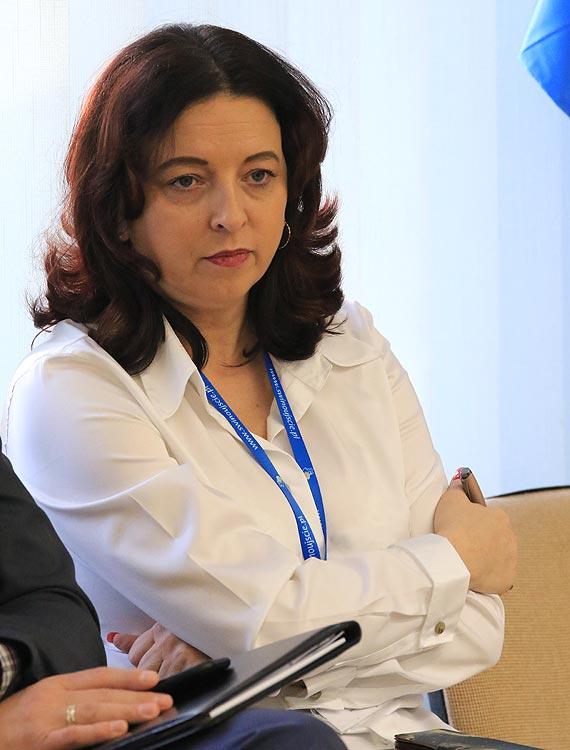 Dorota Konkolewska: Od kilku tygodni liczba pacjentów nie maleje