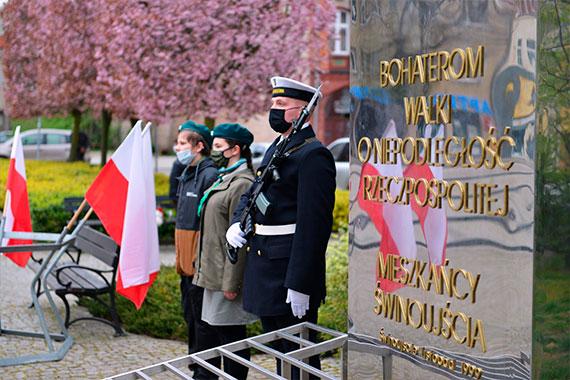 Obchody uchwalenia Konstytucji 3 Maja w Świnoujściu