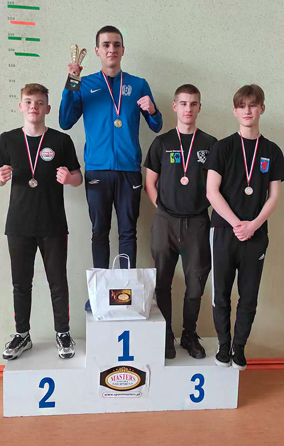 Mistrzostwa w kickboxingu!!!