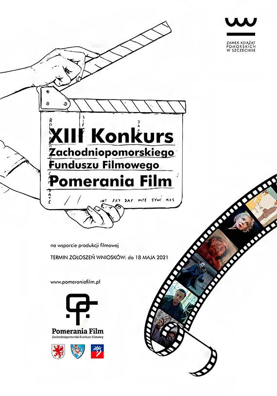 Za tydzień koniec zgłoszeń do XIII Konkursu ZFF Pomerania Film