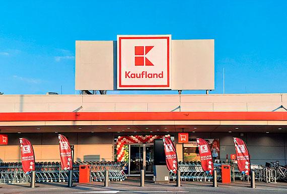 Kaufland modernizuje kolejne sklepy i stawia na nowoczesne rozwiązania