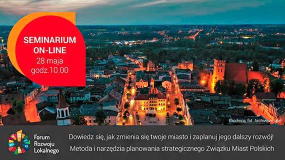 O planowaniu strategicznym rozwoju lokalnego na Forum Rozwoju Lokalnego