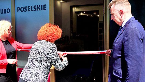 LEWICA otwiera biuro parlamentarno - samorządowe. Zobacz film!