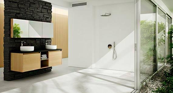Brodziki a antypoślizgowość, czyli najważniejsza cecha strefy prysznicowej