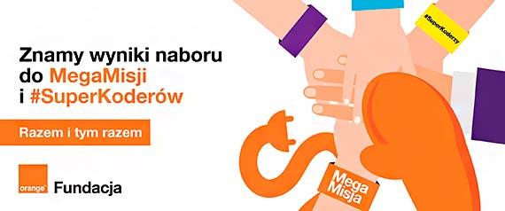 Szkoły z województwa zachodniopomorskiego o razem z Fundacją Orange zatroszczą się o dzieci w cyfrowym świecie