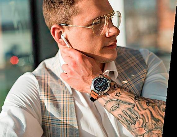 3 modele smartwatchy, które podkreślą charakter Twojego taty