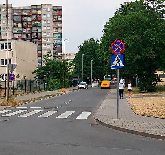 Mieszkaniec: Mistrz parkowania ulica Grodzka Uznam Arena