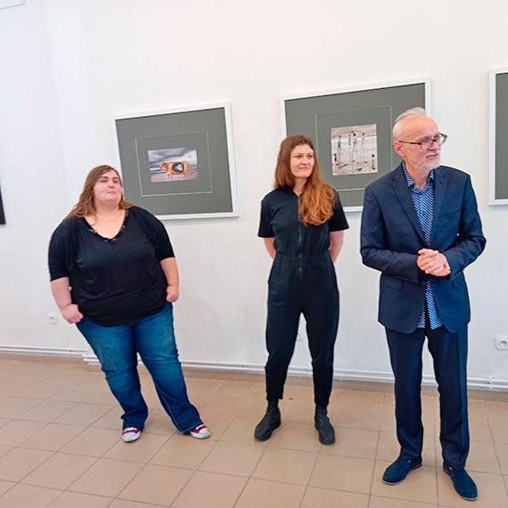 """""""Zupełnie nowa mitologia""""- zupełnie nowa wystawa w Galerii """"Miejsce Sztuki 44"""""""