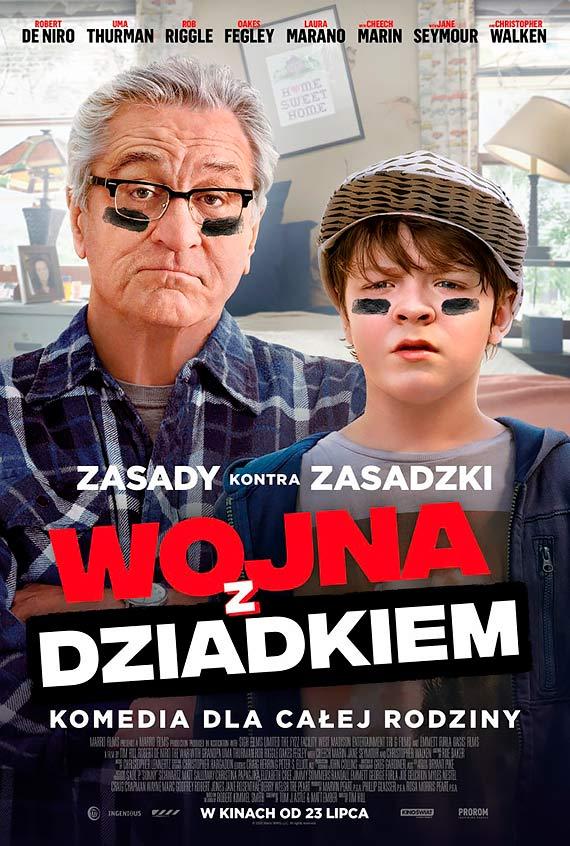 """""""Kraina smoków"""" i """"Wojna z dziadkiem"""" premierowo w Cinema3D!"""
