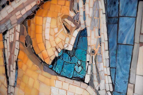Zobacz, jak powstają mozaiki na Promenadę Zdrowia