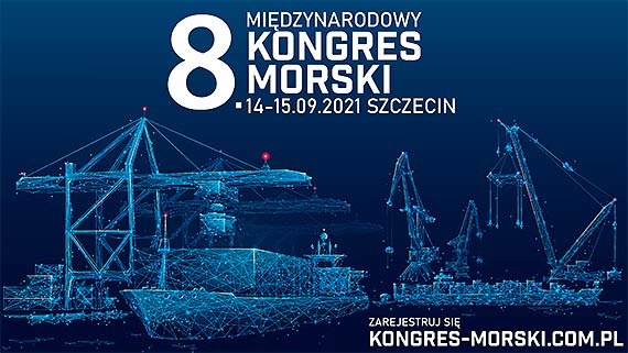 Przed nami 8. Międzynarodowy Kongres Morski – rejestracja właśnie ruszyła
