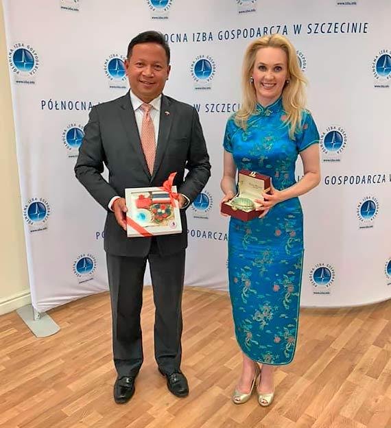 Medycyna, sektor ICT i branża spożywczo-przetwórcza. Tajlandia zainteresowana zachodniopomorskimi firmami
