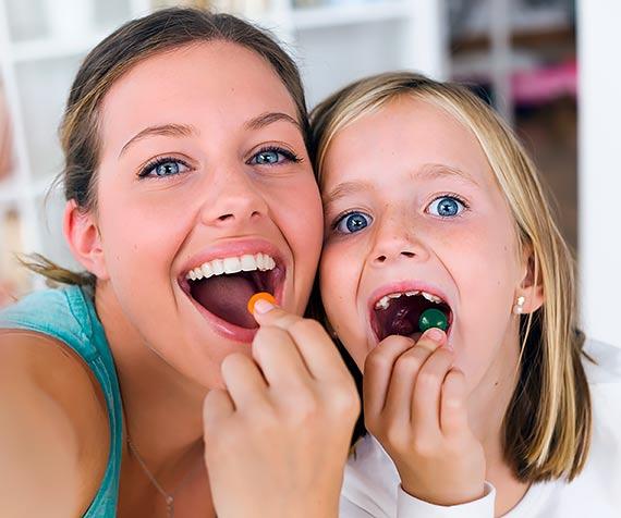 Mamo, chcę coś słodkiego! – pozytywny poradnik spożywania słodyczy