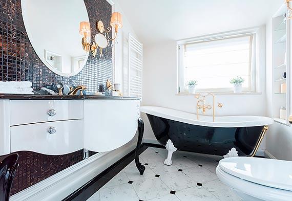 Wanna wolnostojąca – modny akcent w nowoczesnej łazience