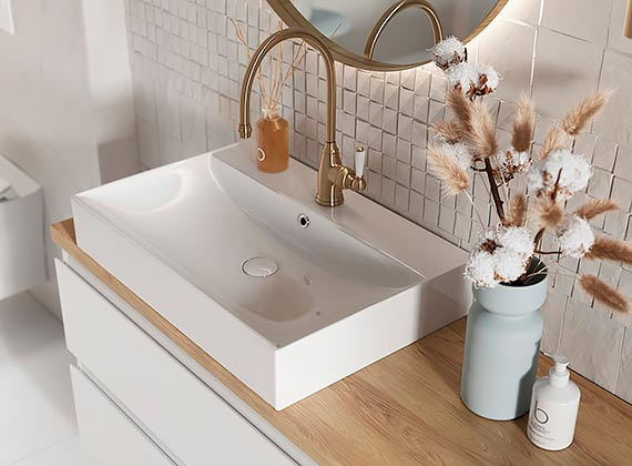 Blaty łazienkowe – jaki wybrać?