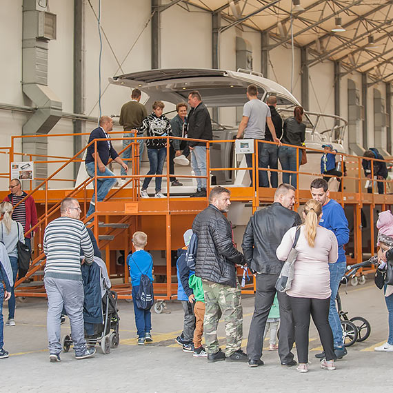 Będzie można zwiedzić zakład, w którym buduje się jachty. Wyjątkowy dzień z TTS