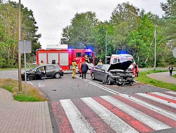 Wypadek samochodowy w Przytorze [4]