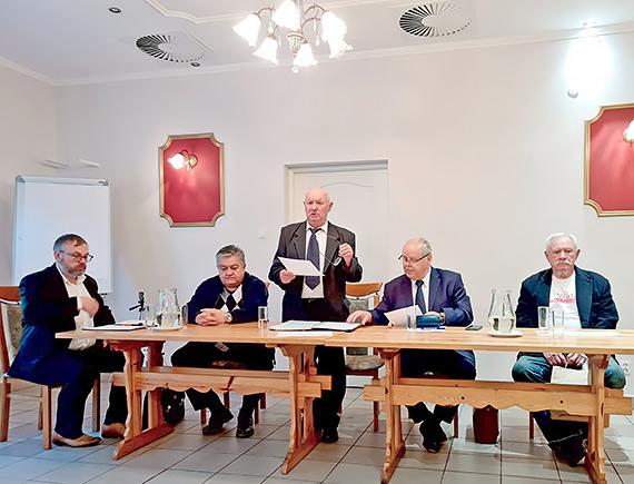Przewodniczącym partii Wolni i Solidarni został Zbigniew Pomieczyński