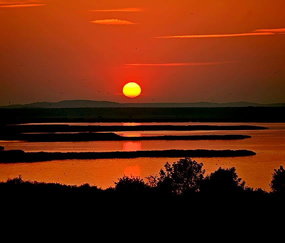 Bajkowa jesień w archipelagu 44 wysp. Zobaczcie niesamowite fotografie Andrzeja Ryfczyńskiego!