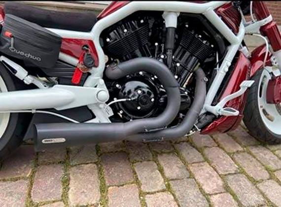 W Greifswaldzie został skradziony Harley-Davidson [2]