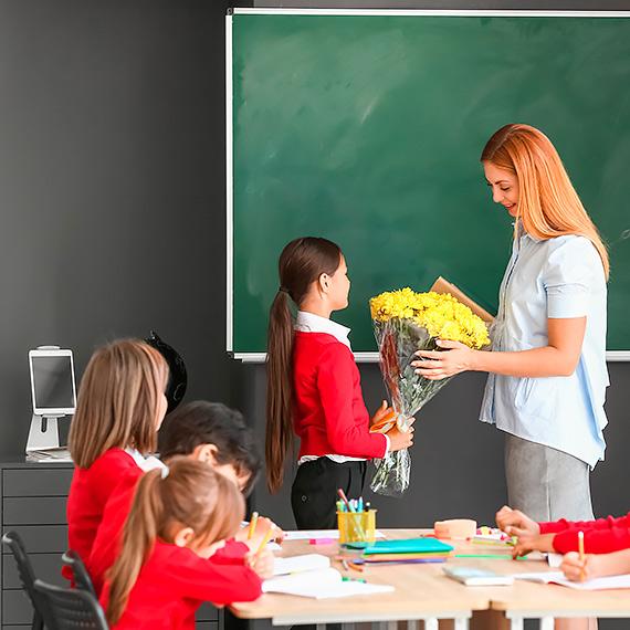 14 października Dniem Edukacji Narodowej. W czwartek świętują nauczyciele!